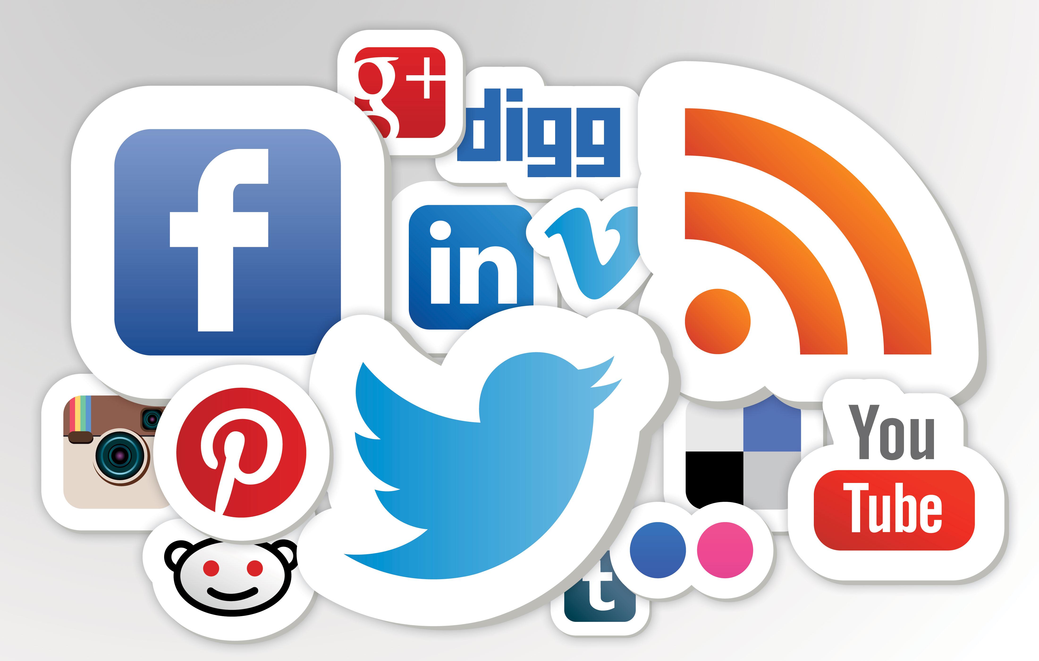 Redes sociales tipos