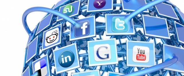 redes sociales tipos de