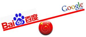 Baidu-Google-China