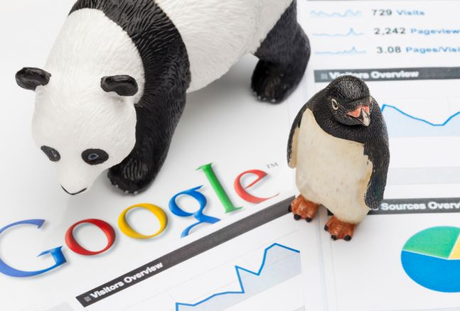 El compañero de Google Panda: Penguin