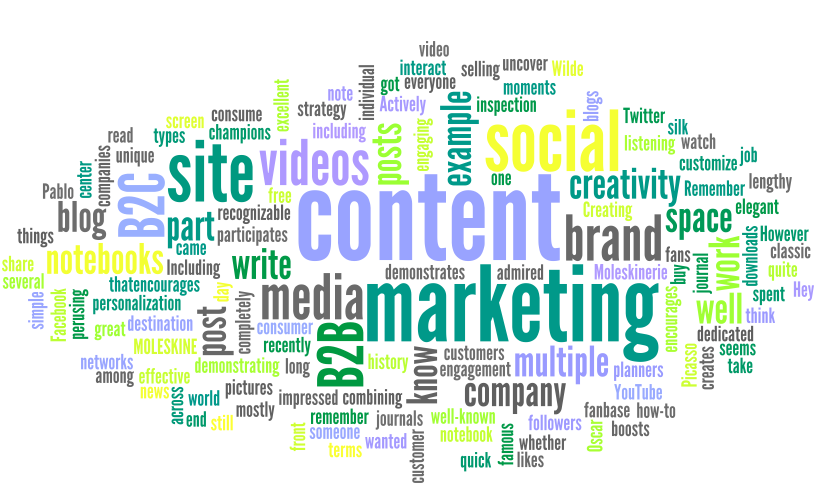 Tendencias del Marketing Digital 2015: Content Marketing