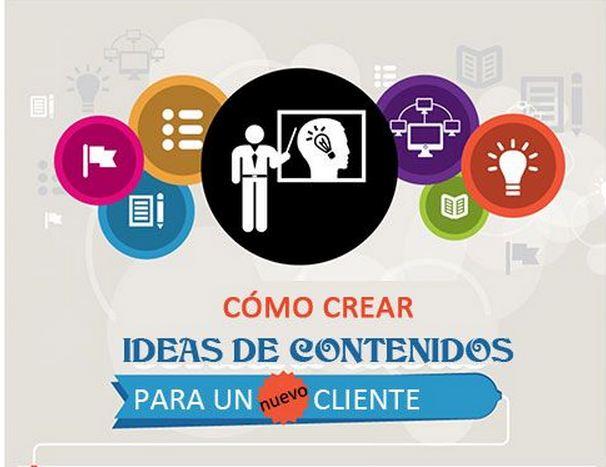 ¿Cómo generar buen contenido para cada cliente? (Infografía)