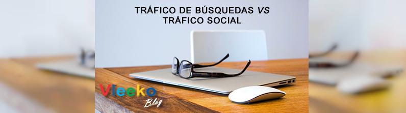 Cómo influye en tu web el tráfico que recibes de Redes Sociales