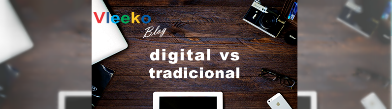 ¿Marketing tradicional o digital?