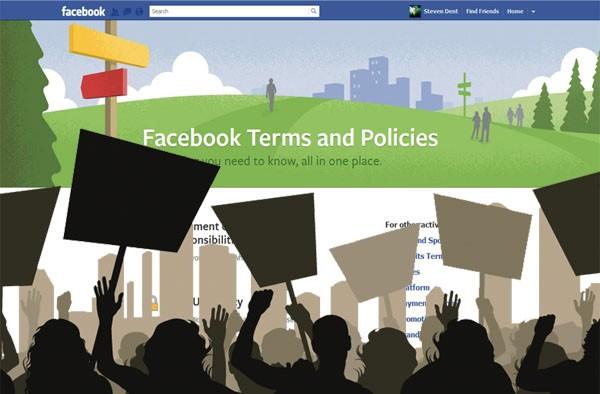 Políticas de privacidad de los anuncios en Facebook e Instragram