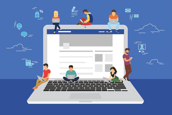 ¿Qué ventajas tiene estar en Facebook?