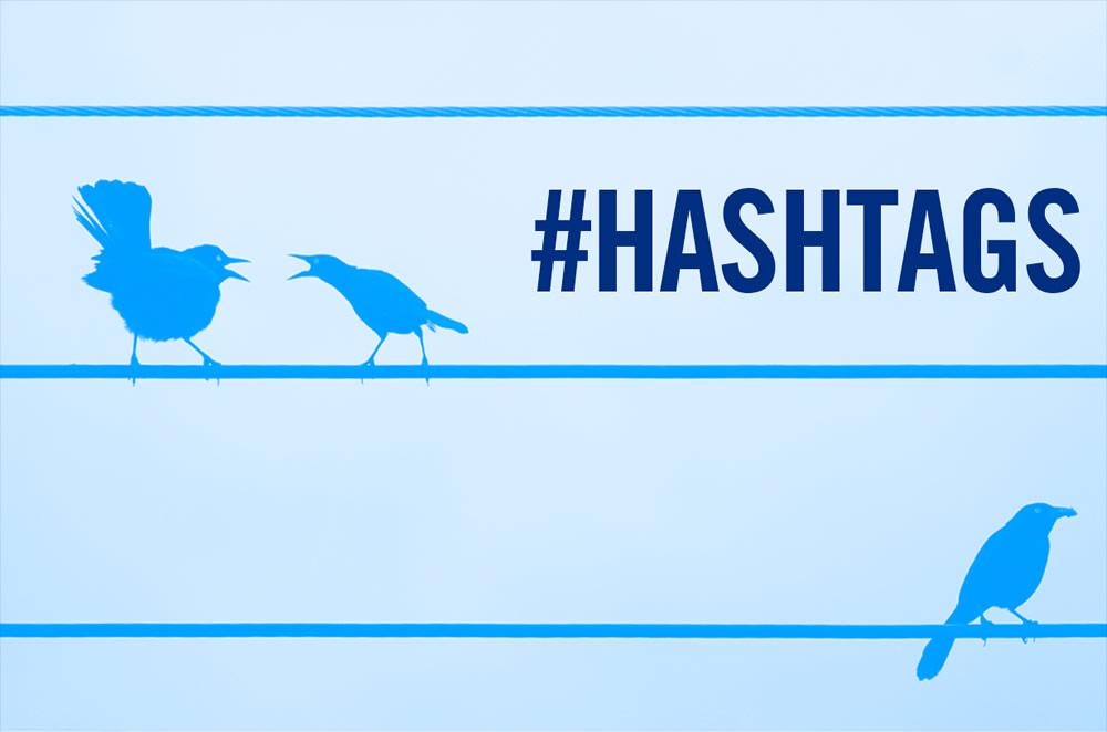 Cuáles son los hashtags más populares en redes sociales