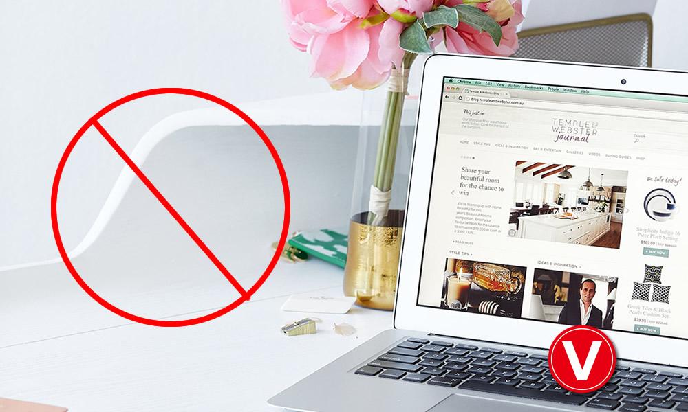 10 errores de blogging que no puedes cometer