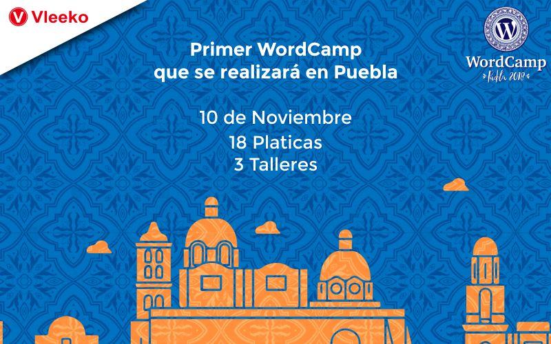 Vleeko Patrocinador oficial del WordCamp 2018