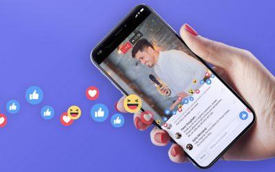 Cómo usar Facebook live