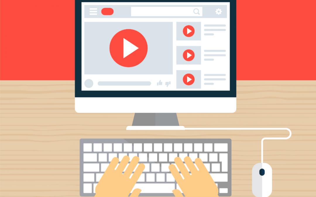 Contenido de blog que puedes usar como video