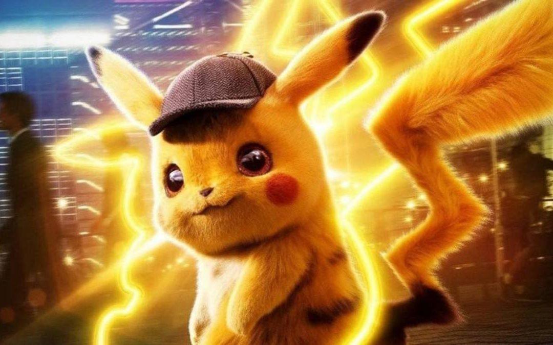 Contenido reciclable: Detective Pikachu