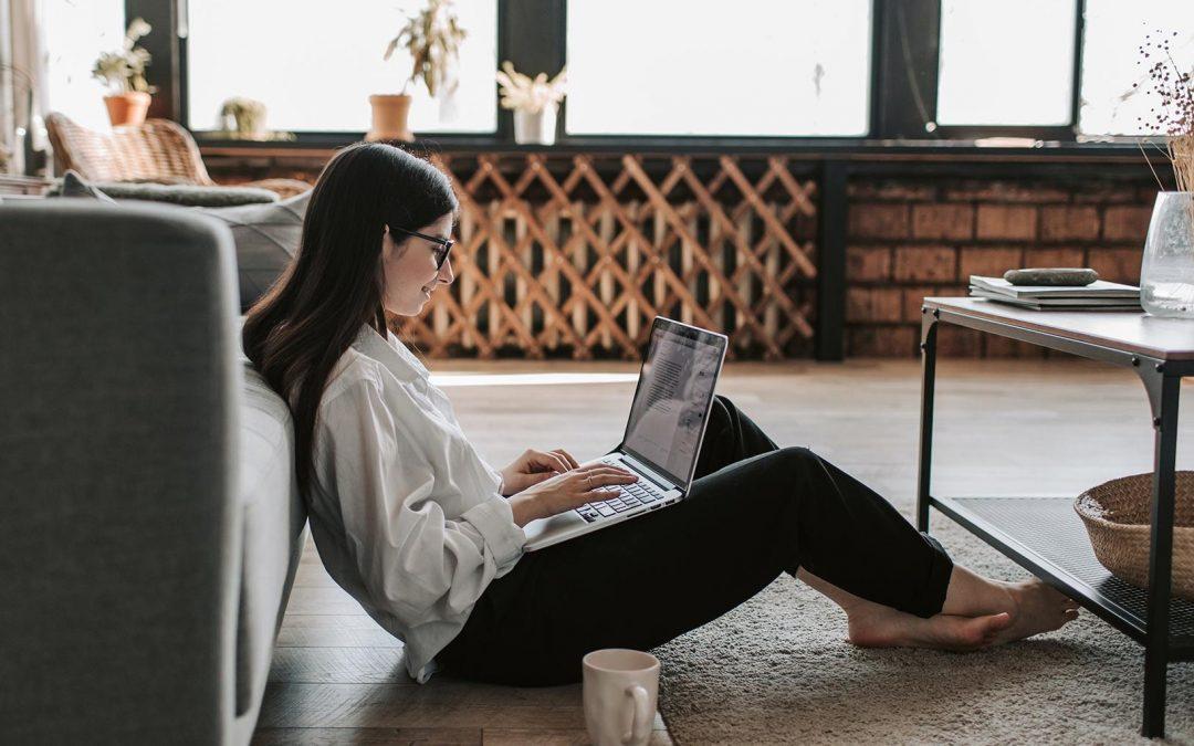 Vleeko Blog Como trabajar desde Casa