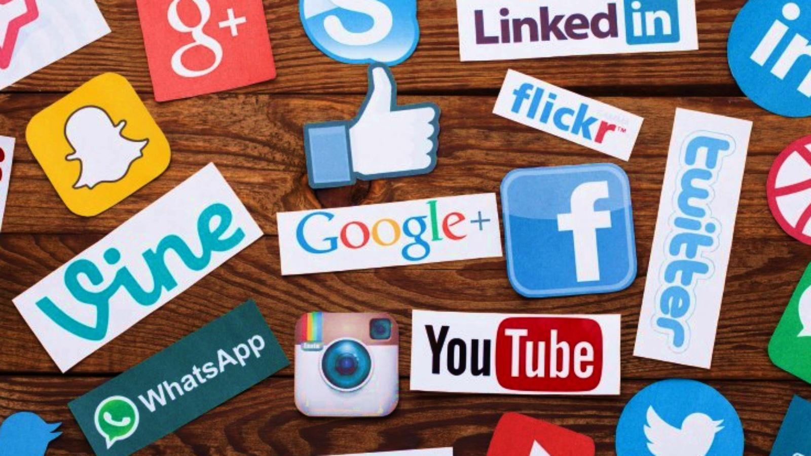 Vleeko Blog Redes Sociales Logos