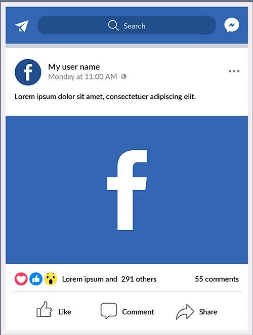 Vleeko El algoritmo de Facebook