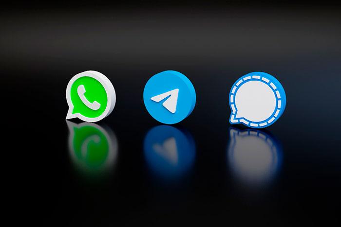 Vleeko Blog Telegram vs Whatsapp